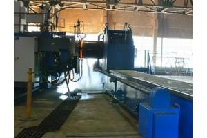 В ОМК модернизировали стан индукционной гибки труб на «Трубодетали»